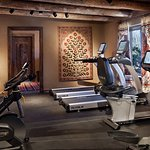 Five Graces Fitness Center - Cardio Room
