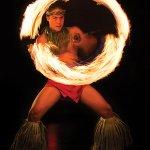 fire-knife dancing