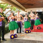 Red Carpet Welcome Hula