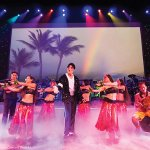 MJ with Aloha