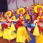 Amazing Tahitian performances