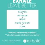 Exhale Spa at the Gansevoort
