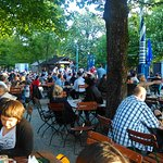 Hirschgarten Foto