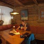 Bergrestaurant Ahornhütte Foto