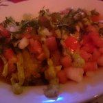 Habushi Fried Avocado