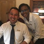 Smiling Staff Greets Us All The Time - they rock!