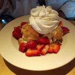 Strawberry Shortcake (recommend for 2)