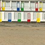 Foto de Porthgwidden Beach Cafe