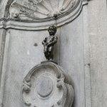 Photo of Manneken Pis