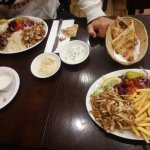 The best, biggest and cheapest portion in London! Great service!