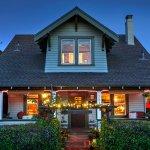 Hillcrest House Twilight