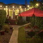 Side Yard Outdoor Space