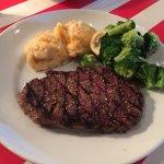 Don't order this Ribeye Steak.