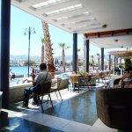 Kos, Hotel Kosta Palace - Restaurant-Terrasse