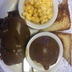 Meatloaf and pot roast