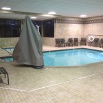 Indoor pool OPEN 24 HOURS!