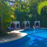 Grand Mayan Pools look great!
