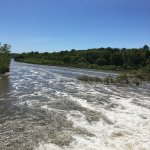 White Water on the Potomac near Harpers Ferry
