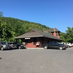 Train Station at Harpers Ferry