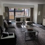 Beautiful suites and views of Park Avenue