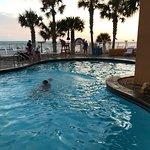 Heated pool 2