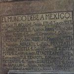 el mundo debe a México