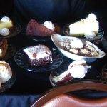 Bonkers - Dessert Cart