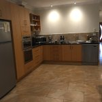 We had 2 very large bedrooms well equipped kitchen and bathroom all the comforts hosts Dawn & Jo