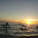 Photo de White Beach