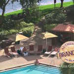 Take A Dip, or Catch Some Rays at the Pool & Cabana When You take a Break between Convention Eve