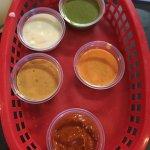 Boca's special sauces
