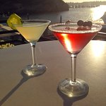 Blueberry Bliss and Cucumber Cosmo