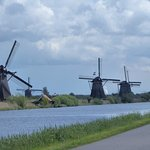 There are nineteen windmills in all.