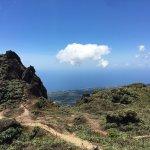 Photo of La Soufriere Volcano
