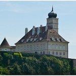Schloss Schonbuhel a castle by the Donau near melk