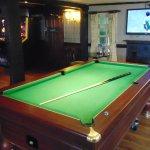 Sports Bar, Poll & TV