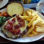 Mons Meg burger