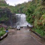 Mawlynnong Falls