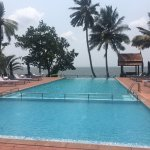 Abad Whispering Palms Lake Resort Foto