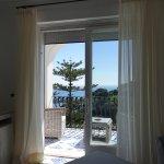 The Room & Balcony