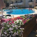 Foto de Melina Beach Hotel