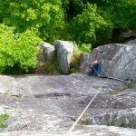 Rock climbing instructor, Lake District