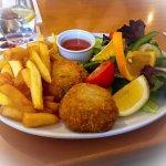 Thai fish cakes :-)