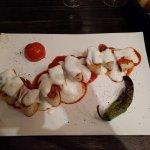 Lamm-Sushi