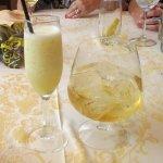 Unas copas