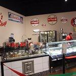 Dr Pepper Museum - Frosty's Soda Shop