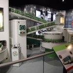 Dr Pepper Museum - Holt Beverage Bottling line