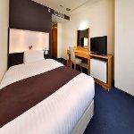 Urvest Hotel Ohmori Foto