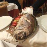 Una imagen vale mas que mil palabras para definir el mejor pescado de Gijón