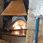 Pizza oven - love that fire